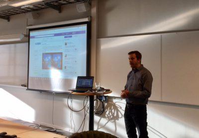 Peter Olsson, e-handelsansvarig på Hobbex