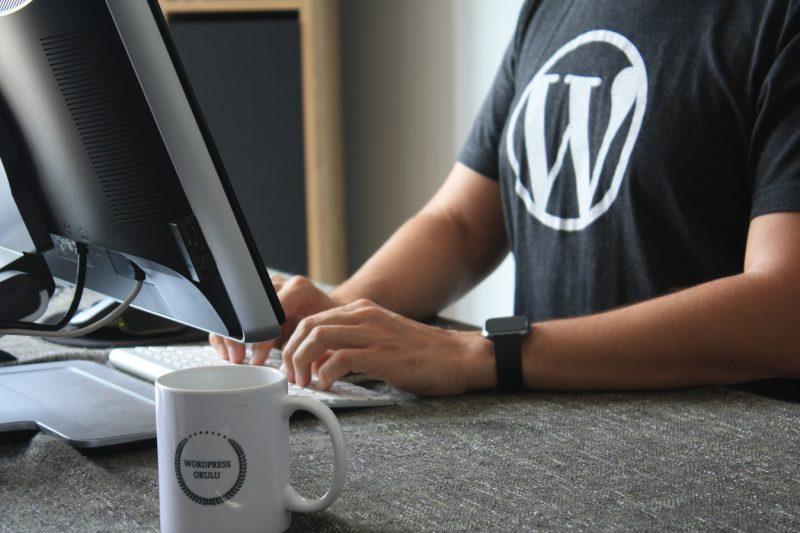 WordPress designer / front end utvecklare